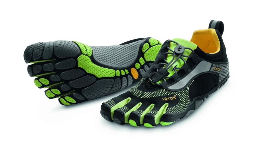 Bikila LS (Vibram FivEFingers) : de vrais gants pour les pieds