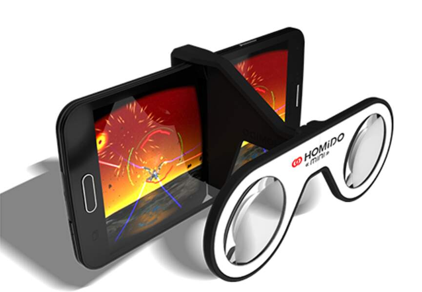 Réalité virtuelle pour tous !