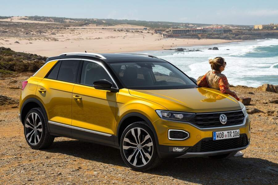 Le Volkswagen T-Roc en ligne de mire
