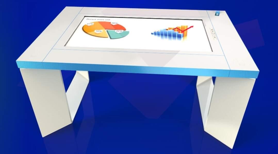 InoTable, la table interactive