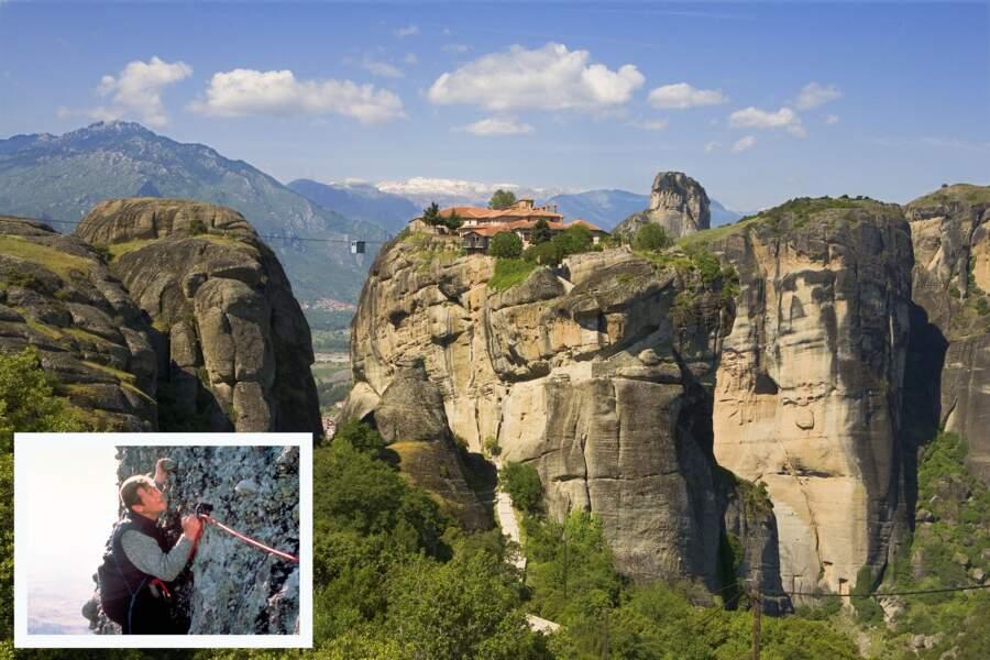 Le monastère de la Sainte-Trinité (Grèce)