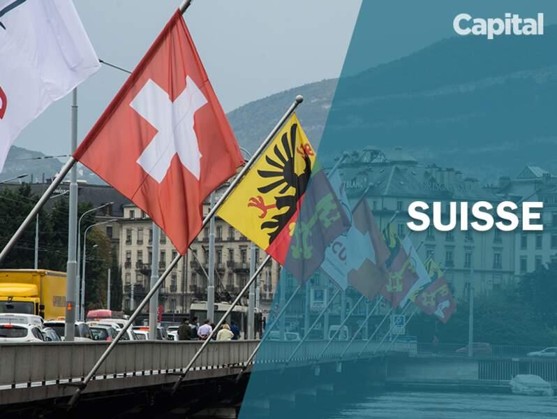 Suisse : 686 radars