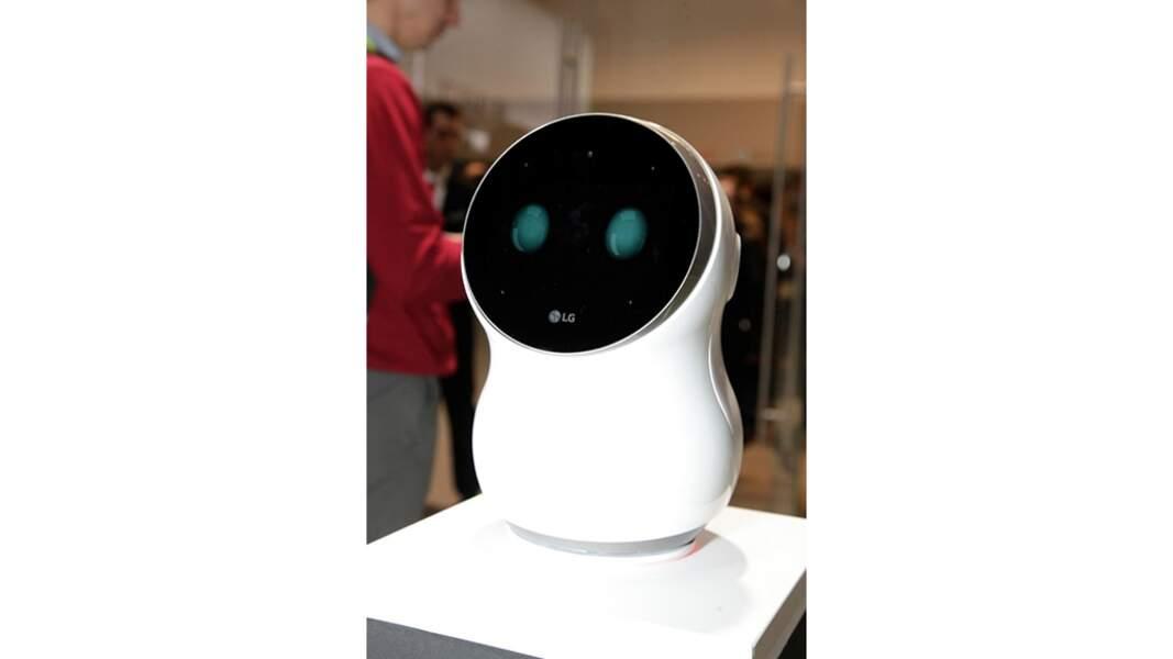 Un robot qui apprend vos habitudes