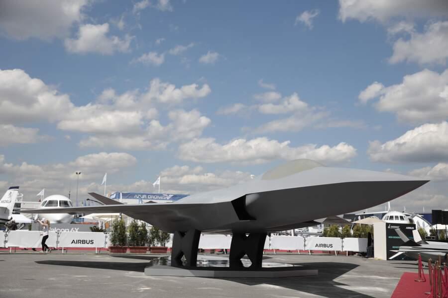 Le New Generation Fighter d'Airbus et de Dassault