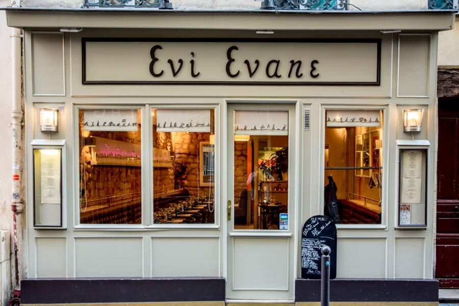 Evi Evane, joie de vivre à la grecque