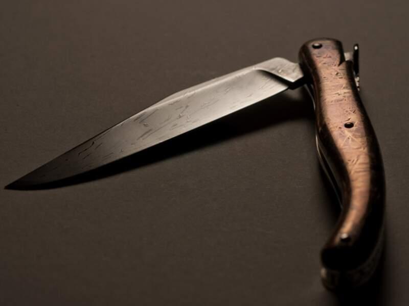 Artisan Coutelier : Jusqu'à 1.200 euros pour un couteau au manche en météorite