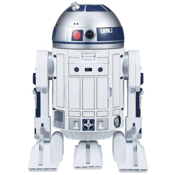 R2-D2, le retour