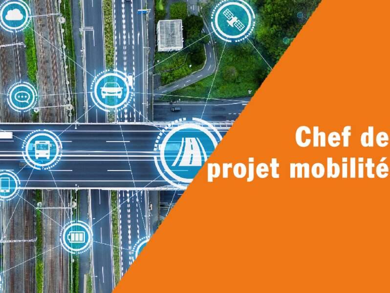 Chef de projet mobilité : Il invente de nouveaux services