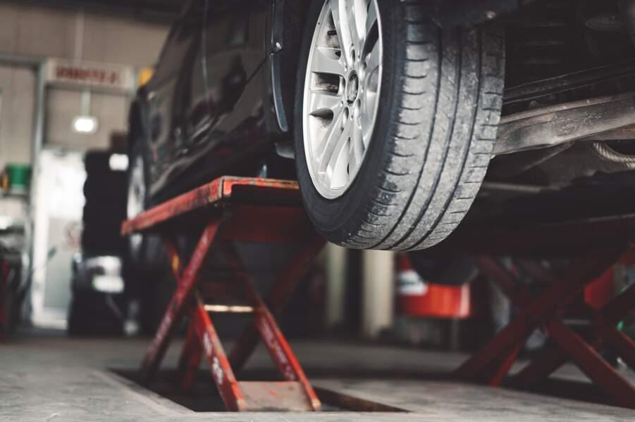 Vérifiez l'état de votre voiture avant le départ