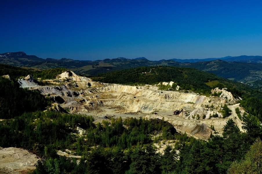 Actions de sociétés minières aurifères ou généralistes