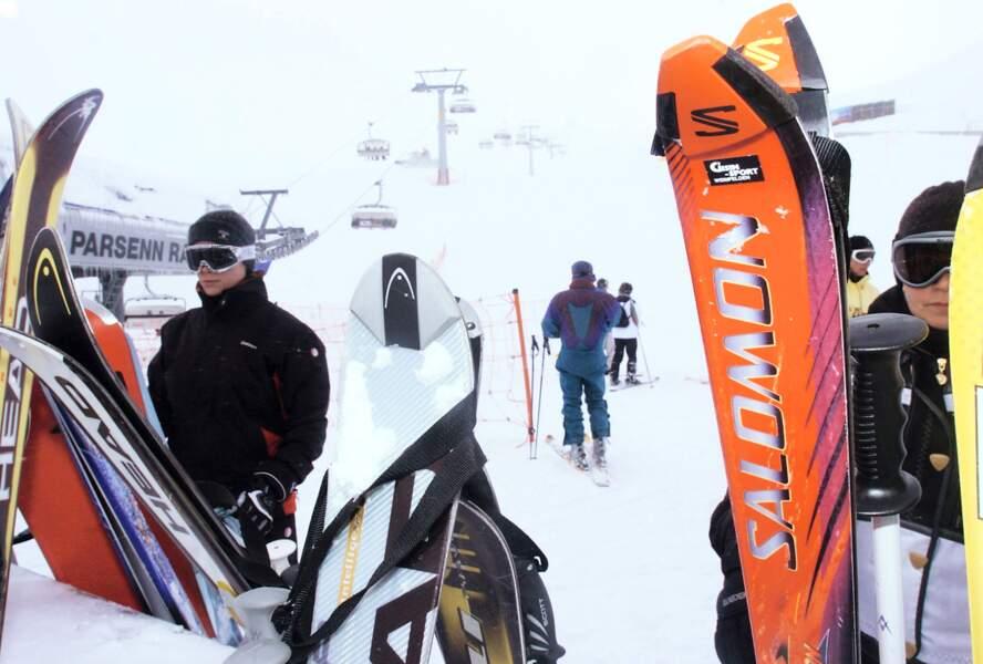 Skis Salomon