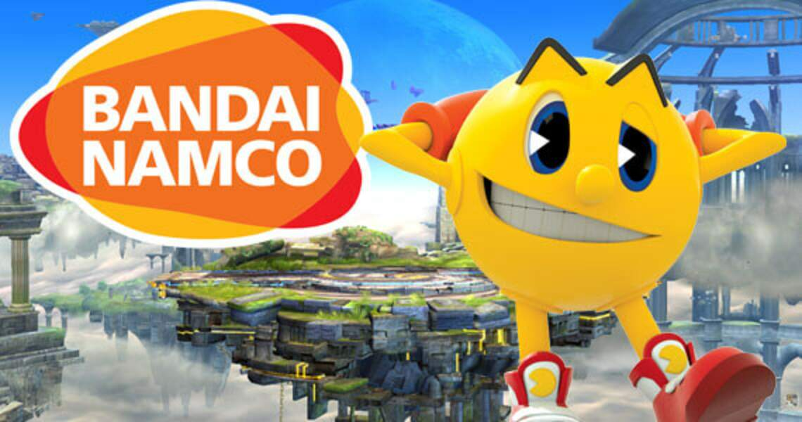 5. Bandai-Namco