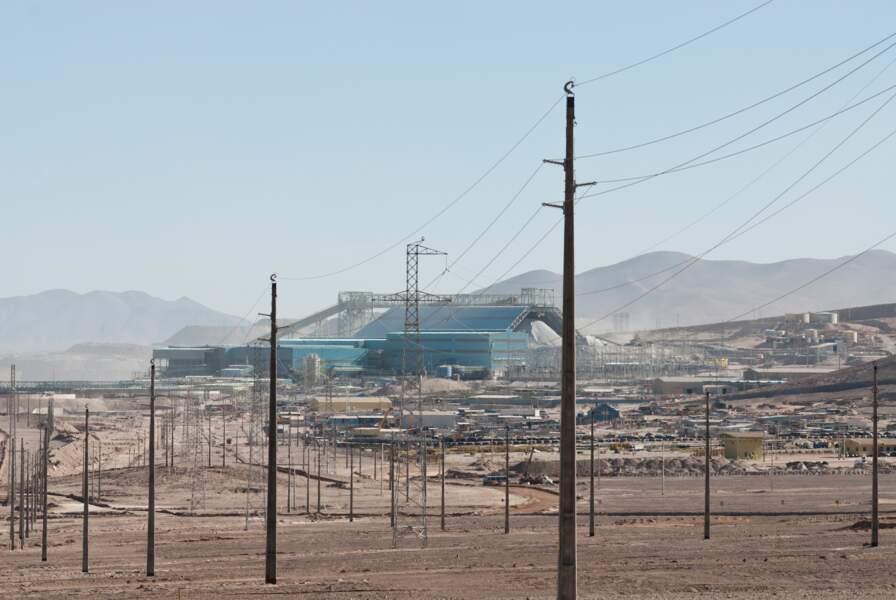 Un tiers de la production mondiale de cuivre fait l'objet d'une fronde salariale