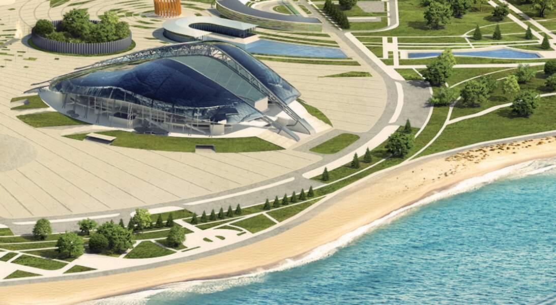 Stade Olympique Fisht : 300 millions d'euros détournés