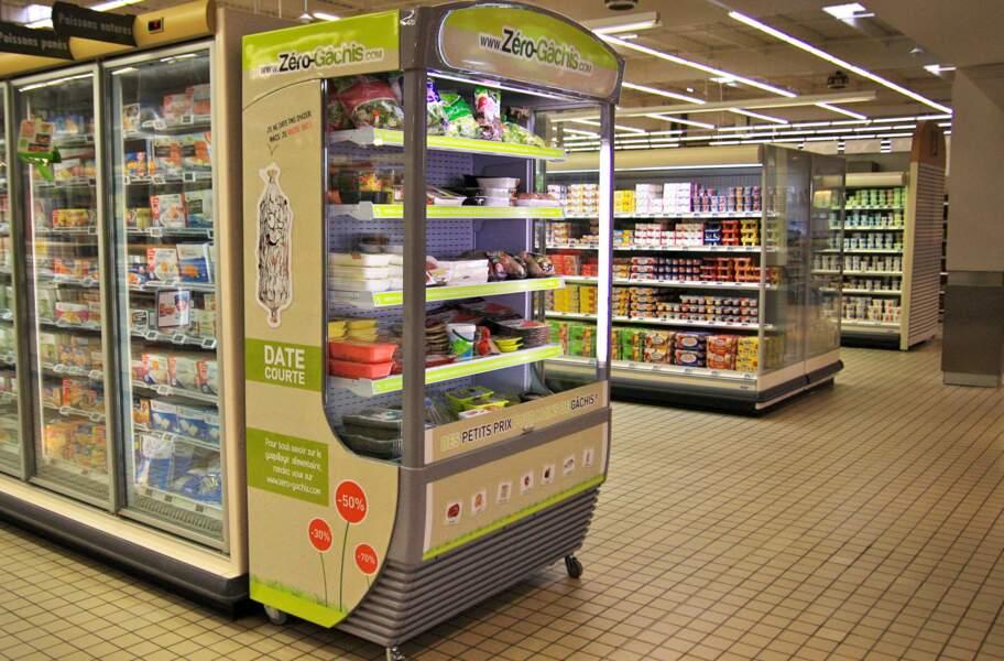 Zéro-Gachis s'attaque au gaspillage alimentaire des grandes surfaces