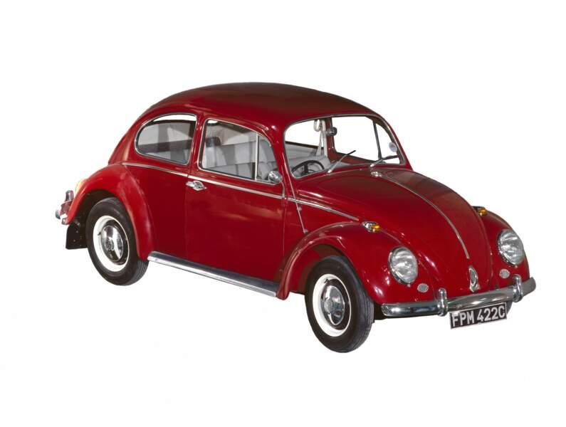 1946 : La Coccinelle a utilisé les premiers alliages de métaux légers