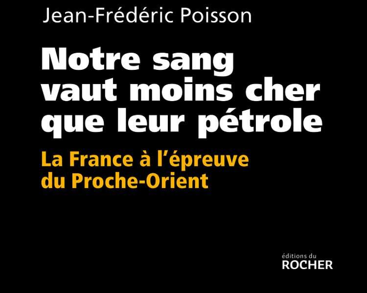 Jean-Frédéric Poisson : 653 livres vendus