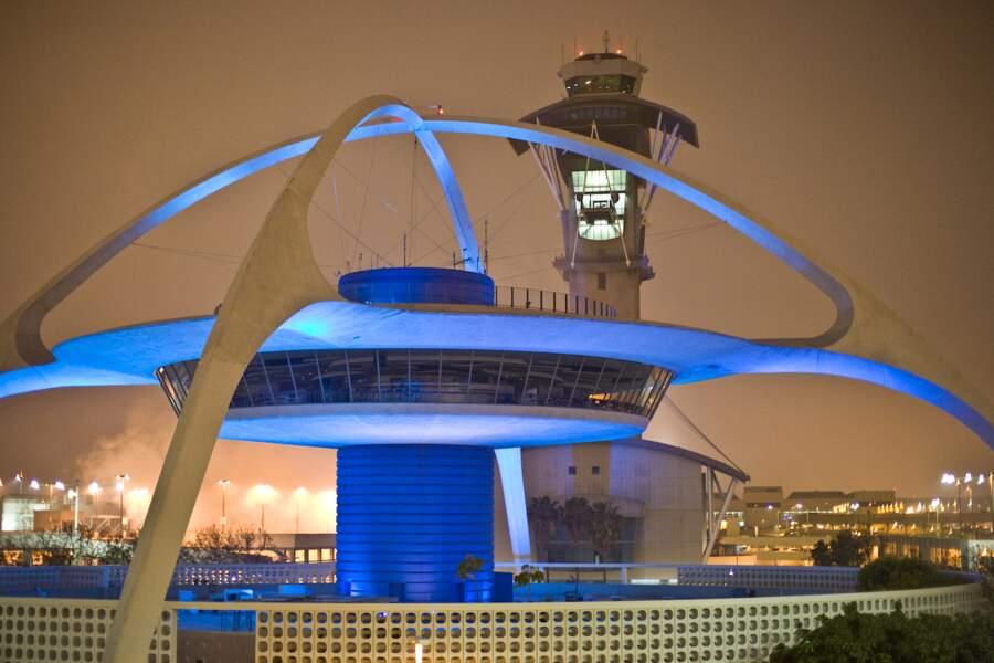 5ème : Aéroport International de Los Angeles (Etats-Unis)