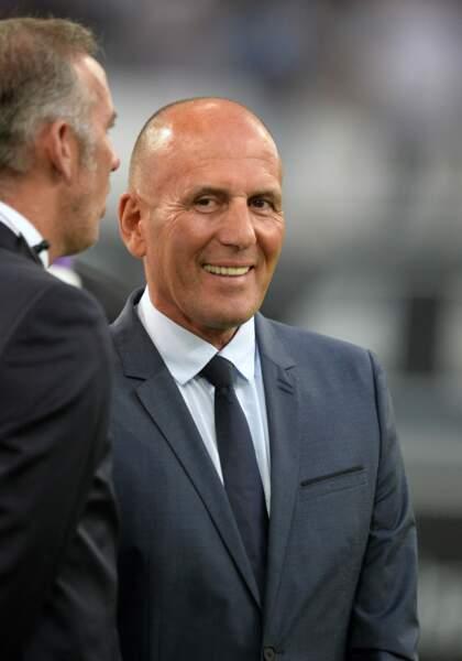 Elie Baup, ex-coach de Bordeaux