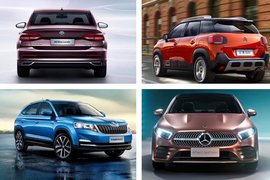 Spécial Salon de l'automobile de Pékin 2018