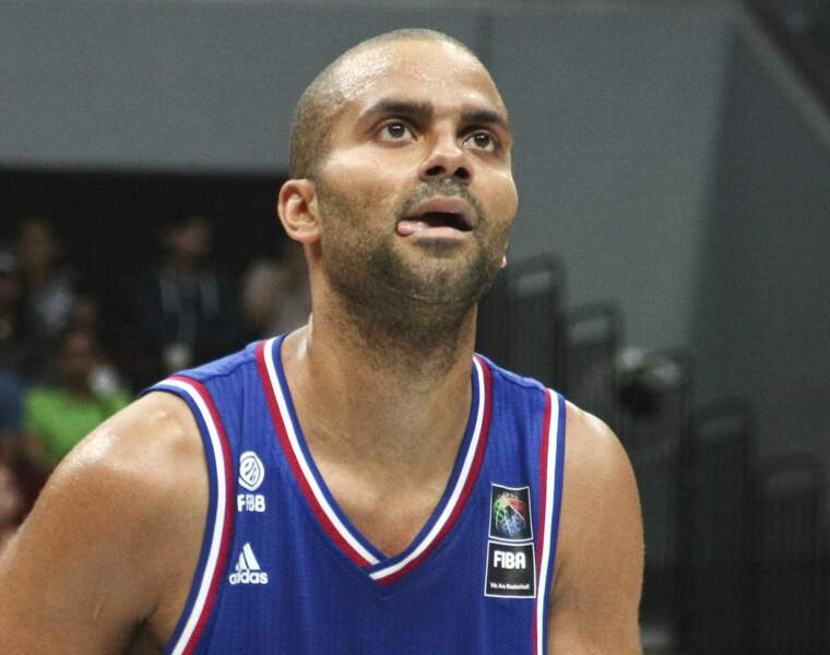 N°1 : Tony Parker (basket-ball)