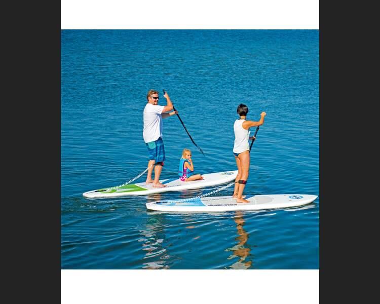 Bic : il surfe sur la mode du paddle aux Etats-Unis