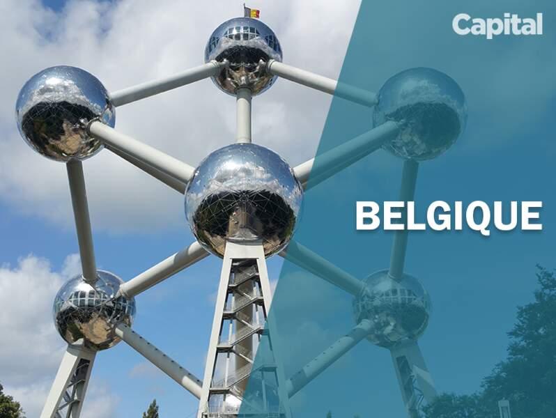 Belgique : 2.173 radars