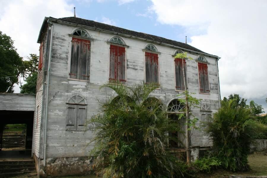 Réunion : Domaine de Maison Rouge