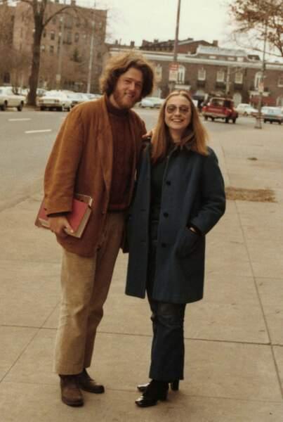 Clinton : diplômée de Yale, comme Bill Clinton