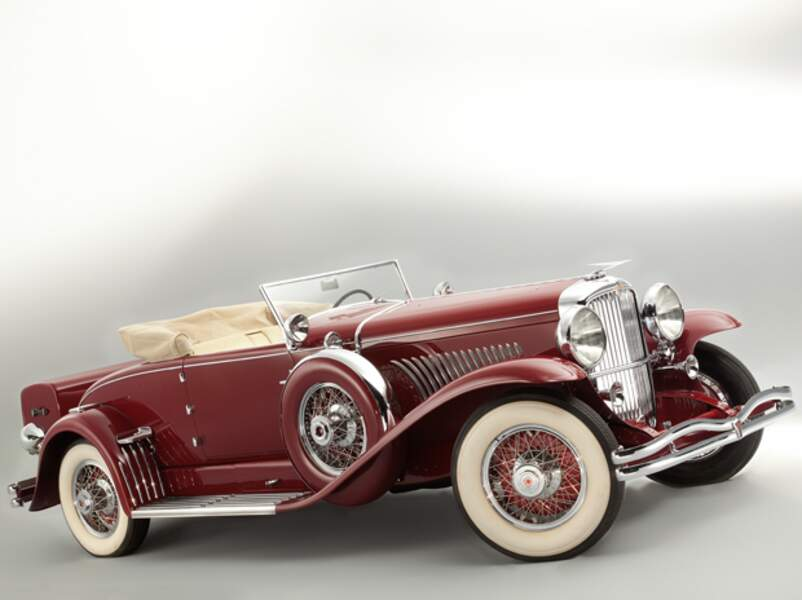 Duesenberg Model J Cabriolet Murphy