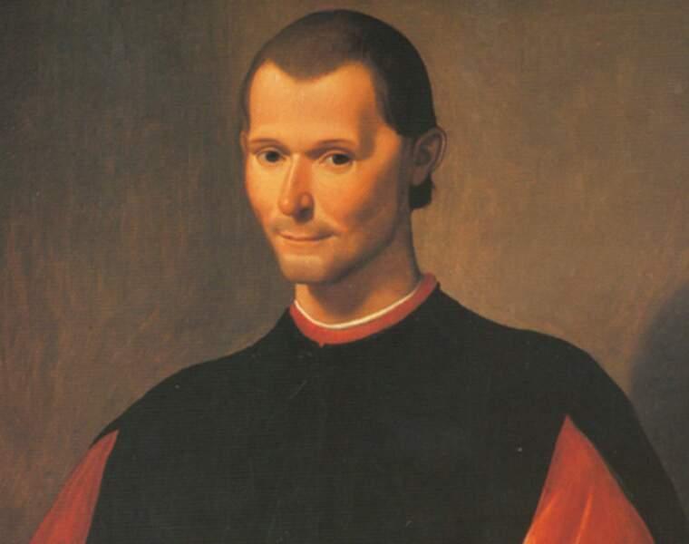 Nicolas Machiavel (1469-1527), conseiller de la république de Florence