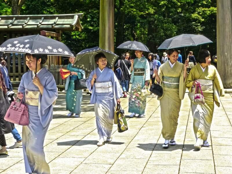 Vers une extension des congés d'été au Japon