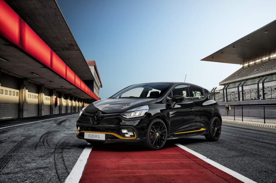 N°7 - Renault Clio
