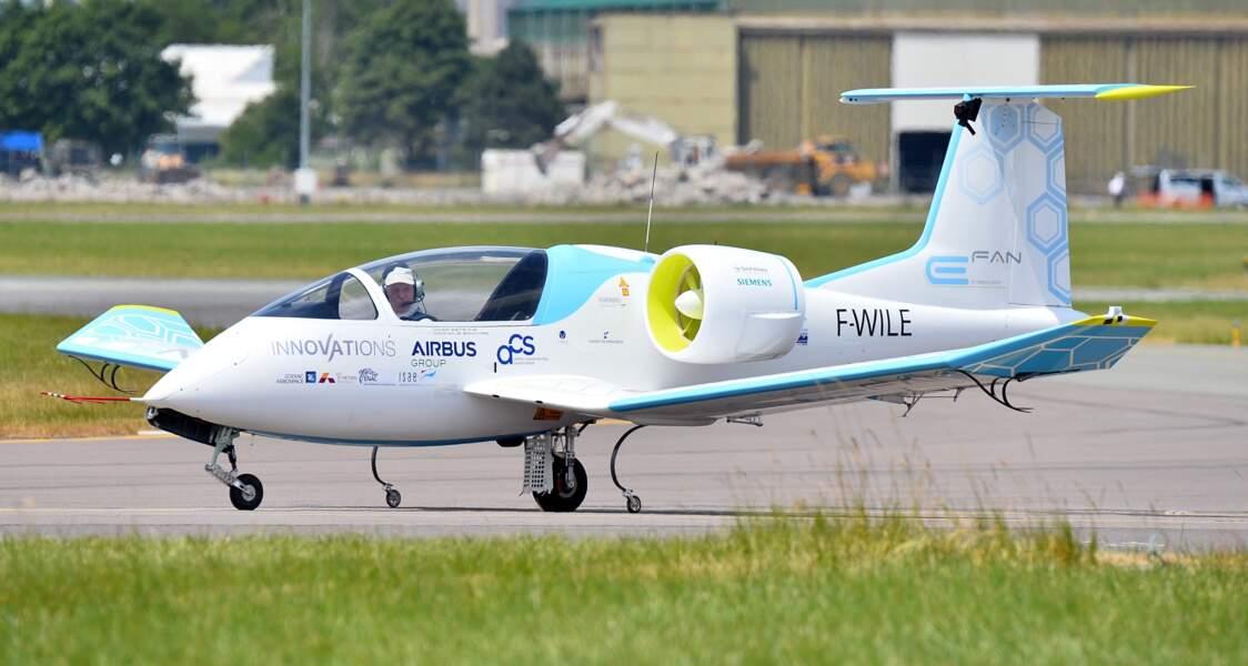 Les avions électriques