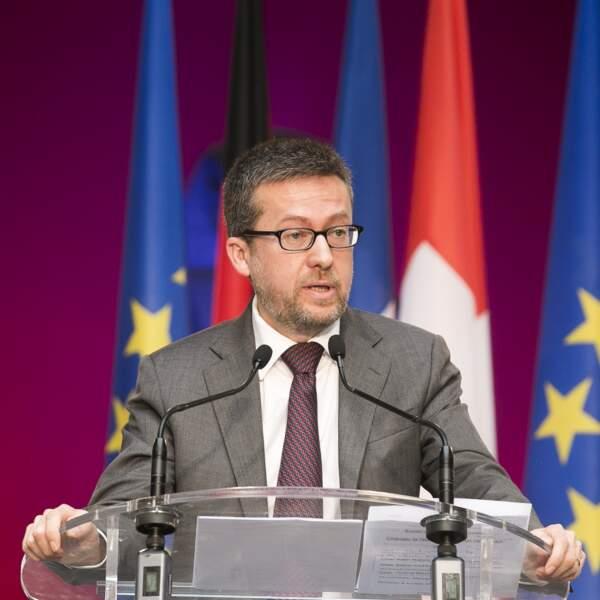 Carlos Moedas : Commissaire européen à la recherche, la science et l'innovation