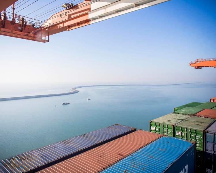 Une escale pour le transport mondialisé
