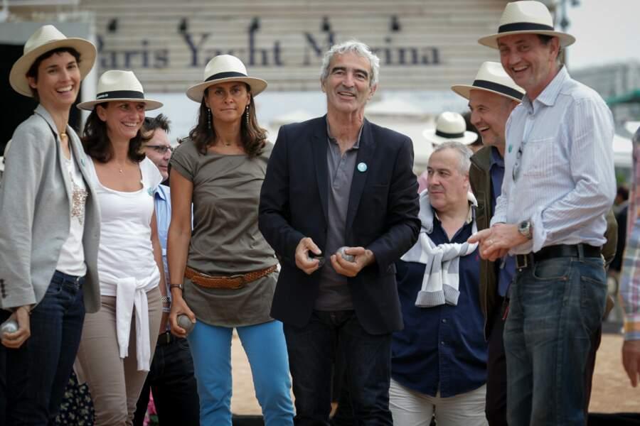 Raymond Domenech, ex-sélectionneur des Bleus