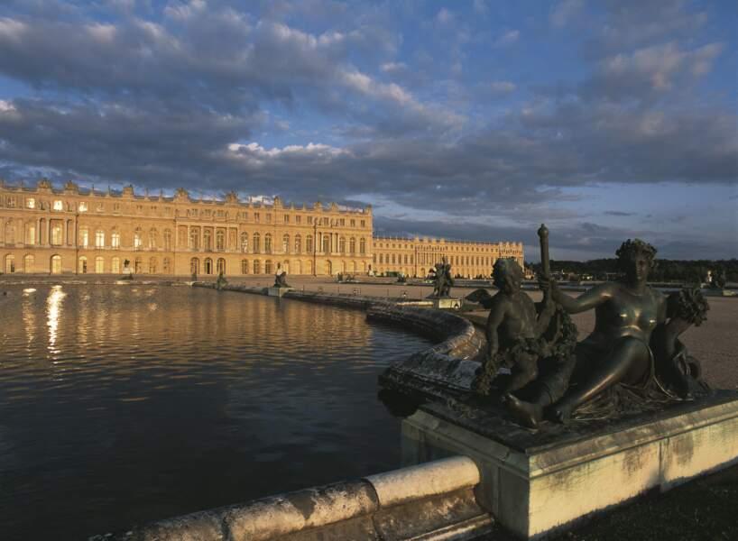 Le château de Versailles - Un gigantesque complexe hydraulique