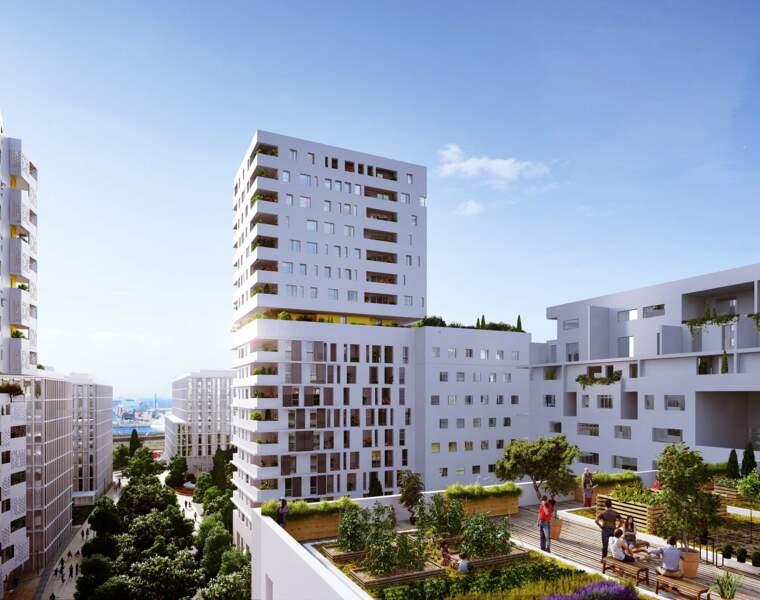 Smartseille, Marseille
