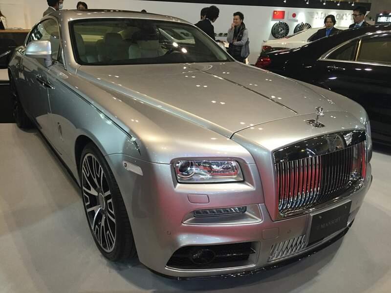 6 : La Rolls Royce de Memphis Depay