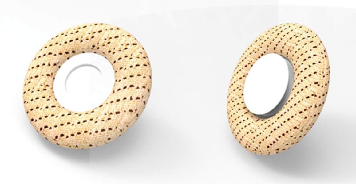L'anti-moustique USB en fibre de joncs