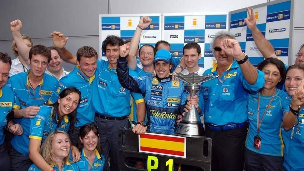 2005 - 2006 : Renault décroche tous les titres