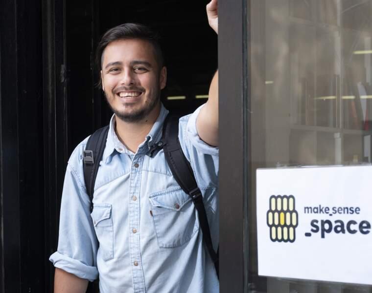 Christian Vanizette, 31 ans : il fédère 40.000 bénévoles sur la planète