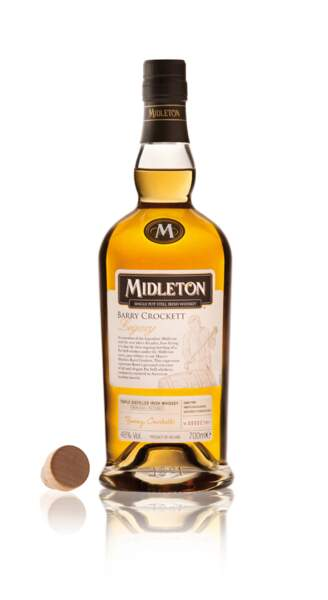 Whisky Midleton Barry Crockett