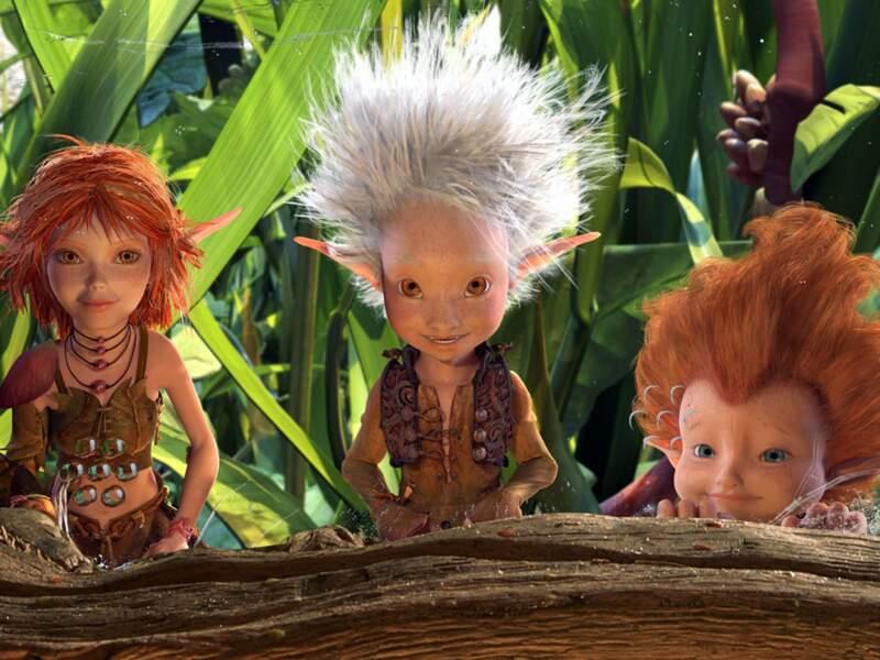 2007 : Arthur et les Minimoys 3