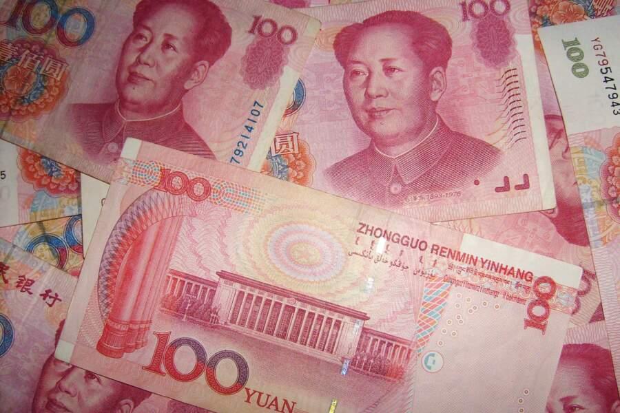 Le parcours du yuan est à suivre de près