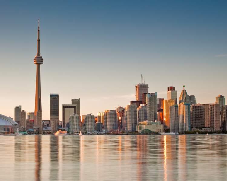 A Toronto, sécurité garantie