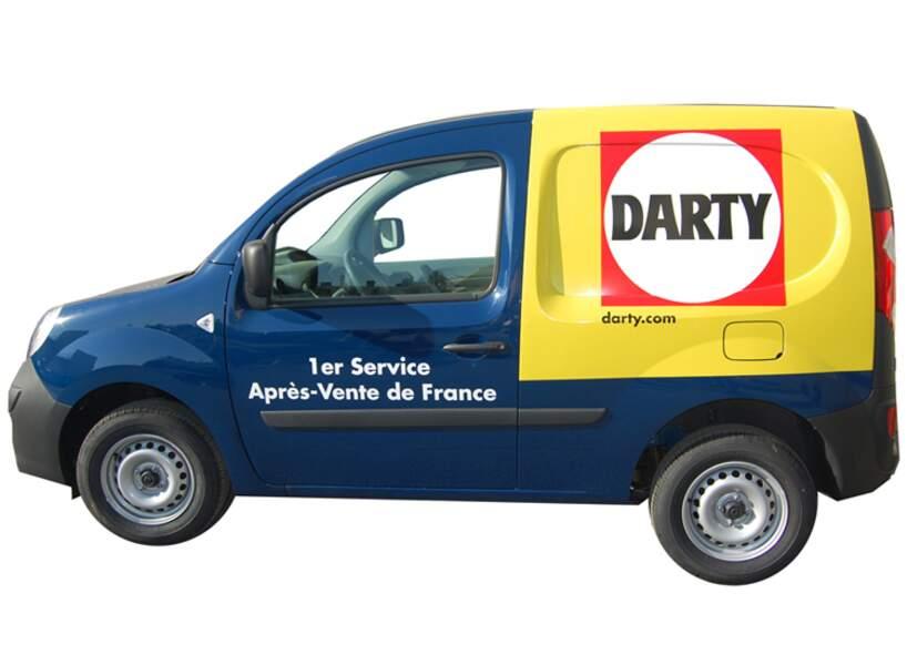 Darty, le coup de maître