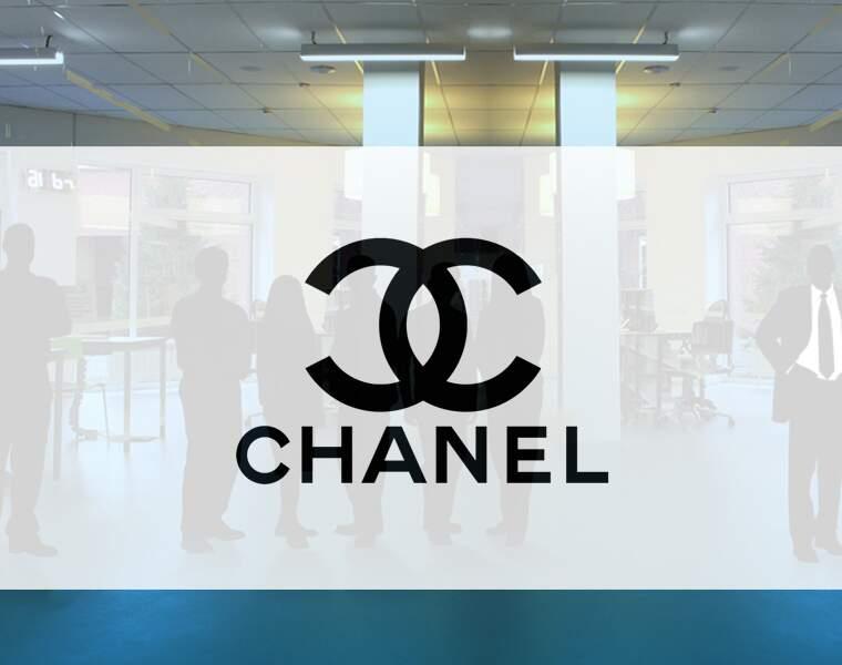5ème : Chanel Parfums Beauté