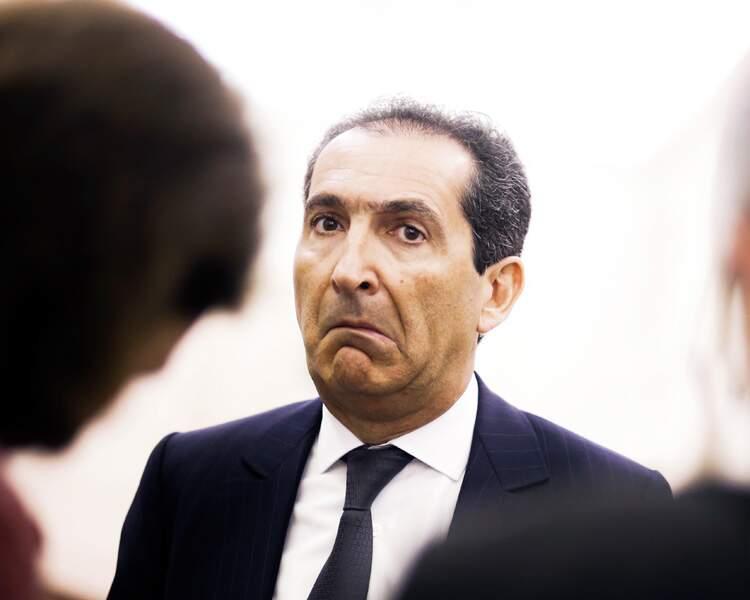 Patrick Drahi - Altice